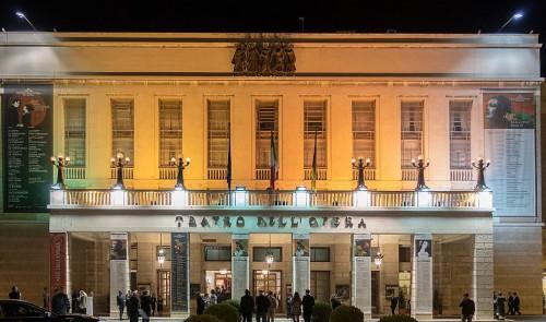 Marcello Piacentini, fasada rzymskiego Teatro dell'Opera