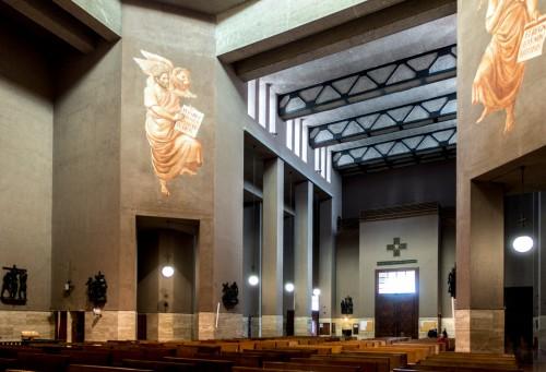 Marcello Piacentini,  Basilica of San Cuore di Cristo Re