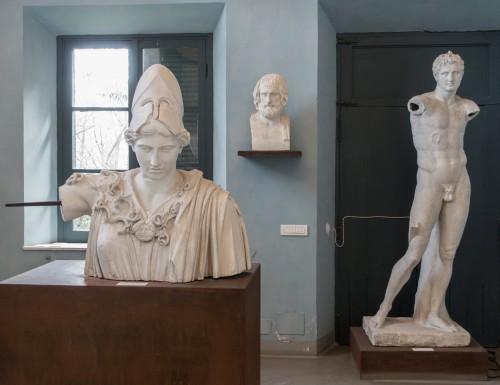 Villa Medici, plaster cast gallery