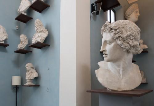 Willa Medici, gipsoteka
