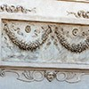 Villa Medici, ancient garlands initially found at the elevation of the Ara Pacis (Altar of Peace)