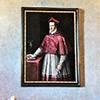 Villa Medici, portrait of Cardinal Ferdinand de Medici