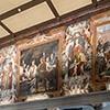 Cykl malowideł poświęconych męczeństwu św. Bibiany, kościół Santa Bibiana