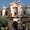 Fasada kościoła Santa Bibiana, Gian Lorenzo Bernini