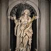 Statue of St. Bibiana, Gian Lorenzo Bernini, the Church of Santa Bibiana