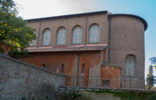 Awentyn, absyda bazyliki Santa Sabina