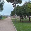 Awentyn, Giardino di Sant'Alessio koło bazyliki Santi Bonifacio e Alessio