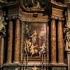 Ołtarz św. Cecylii, Antonio Gherardi, kościół San Carlo ai Catinari