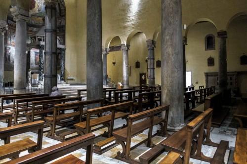 Wnętrze kościoła San Saba