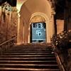 Mały Awentyn, wejście do kościoła San Saba