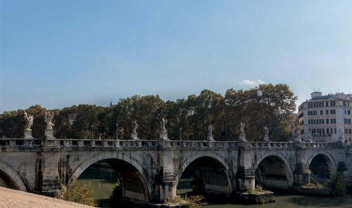 Ponte Sant'Angelo (Bridge of the Holy Angel)