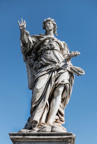 Ponte Sant'Angelo, Anioł z gwoździami, Giacomo Lucetti