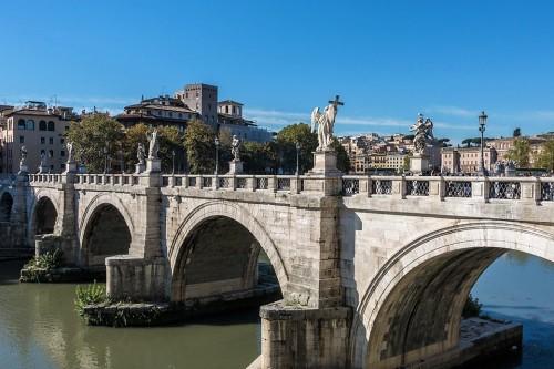Bridge of the Holy Angel (Ponte Sant'Angelo)