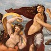 Triumf Galatei, willa Farnesina, fresk Rafaela