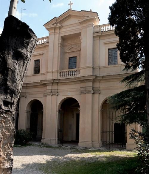 Kościół Santa Bibiana, fasada, proj. Gian Lorenzo Bernini