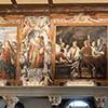 Kościół Santa Bibiana, Złożenie zwłok świętej do grobu, Agostino Ciampelli