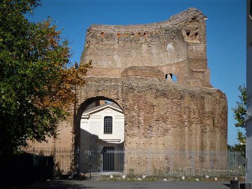 Mauzoleum cesarzowej Heleny (mausoleo di Elena)