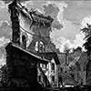 Mauzoleum cesarzowej Heleny, G.B.Piranesi, zdj. Wikipedia
