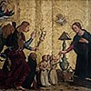 Antoniazzo Romano, Zwiastowanie, bazylika Santa Maria sopra Minerva