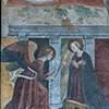 Antoniazzo Romano, Zwiastowanie Marii (przypisywany również Melozzowi da Forli), kościół Santa Maria ad Martyres (Panteon)