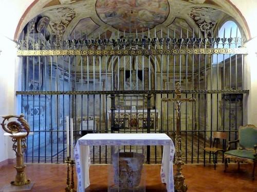 Kaplica św. Heleny, bazylika Santa Croce in Gerusalemme