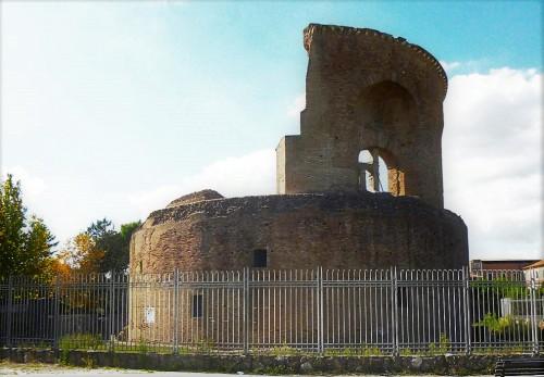 Mauzoleum cesarzowej Heleny - pozostałości