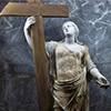 Posąg św. Heleny, kaplica św. Heleny, bazylika Santa Croce in Gerusalemme