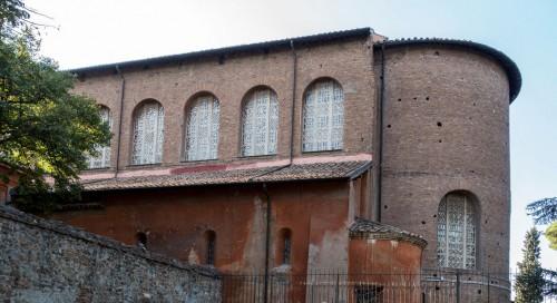 Bazylika Santa Sabina, absyda