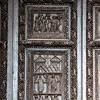 Bazylika Santa Sabina, drzwi cyprysowe  z V w.