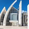 Chiesa del Giubileo-Kościół Dio Padre Misericordioso, Richard Meier