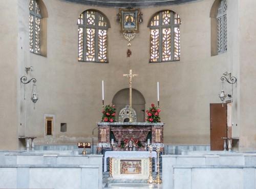 Church of Santa Balbina, main altar