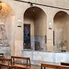 Kościół Santa Balbina, lewa nawa
