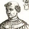 Papież Formozus, rycina z 1588 r., Cavallieri, zdj. Wikipedia