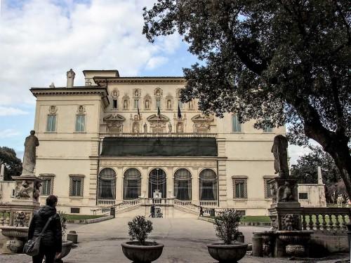 Noble Casino (Galleria Borghese), reprezentacyjny pałacyk kardynała Scipione Borghese, siostrzeńca papieża Pawła V