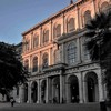 Palazzo Barberini, siedziba rodowa Barberinich, fasada główna od strony ulicy