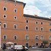 Palazzo della Rovere, jeden z pałaców rodu della Rovere, via Consilazione