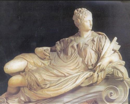 Alegoria Sprawiedliwości, nagrobek papieża Pawła III, bazylika San Pietro of Vaticano