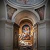 Altieri Chapel, Ludovica Albertoni, Gian Lorenzo Bernini, Church of San Francesco a Ripa