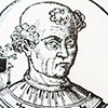 Pope Formosus, Le vite dei pontifici, 1710, Bartolomeo Platina