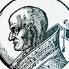Pope Sergius III, Le vite dei pontifici, 1710, Bartolomeo Platina