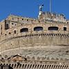 Zamek św. Anioła - miejsce zamieszkania Marozji w Rzymie