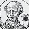 Pope John XII, Le vite dei pontifici, 1710, Bartolomeo Platina