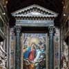 Giuseppe Cesari (Cavalier d'Arpino), Koronacja Marii, kościół Santa Maria in Vallicella