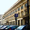 Palazzo Chigi-Odescalchi, Piazza dei Santi Apostoli, zdj.Wikipedia.