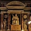 Nagrobek papieża Klemensa IX, bazylika Santa Maria Maggiore