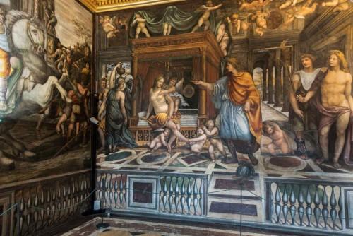 The Residence of Agostino Chigi – Villa Farnesina, Sala delle Nozze