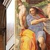 Prorok Izajasz, Rafael,bazylika Sant'Agostino