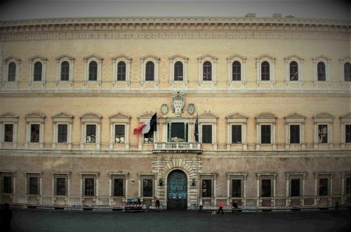 Palazzo Farnese, siedziba rodu Farnese
