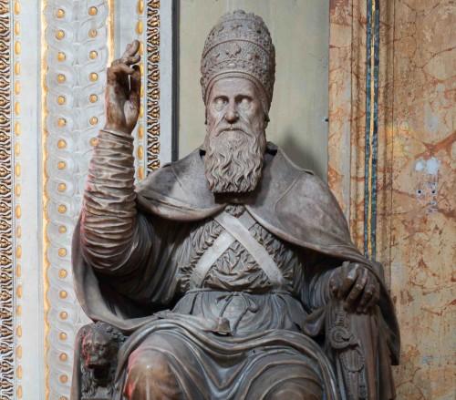 Pomnik Pawła III, Giugliemo della Porta, kościół Santa Maria in Araceoli