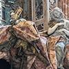 Pomnik nagrobny papieża Aleksandra VII, alegoria Prawdy, Gian Lorenzo Bernini, bazylika San Pietro in Vaticano